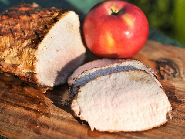 Как приготовить жаркое из свинины с яблоками