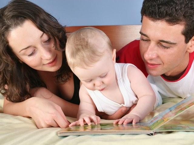 Любовь к книгам с детства
