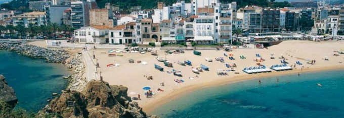 Курорты Испании: Бланес
