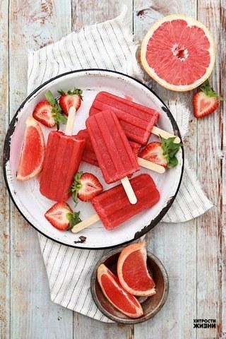 Как приготовить идеальный сорбет или фруктовое мороженое за 1 минуту
