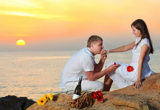 Как признаться в любви своей половинке