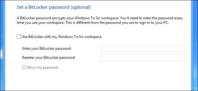Как создать портативную версию Windows 8 без дополнительного программного обеспечения