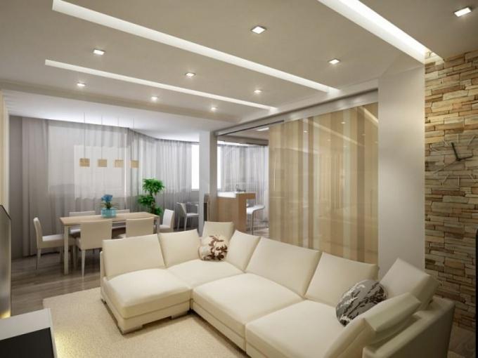 Советы по зрительному увеличению комнаты