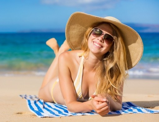 How to protect the skin from sunburn