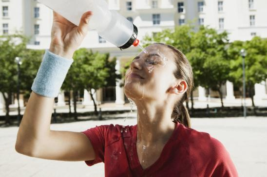 Лето в городе: как пережить жару