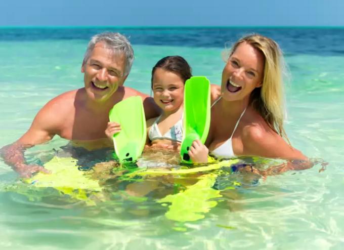 Отдых с детьми на море: важные моменты