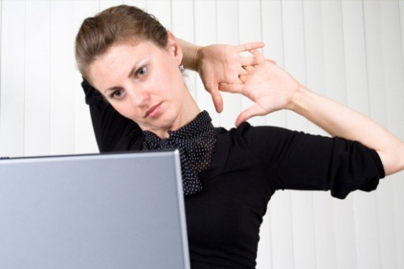 How to achieve correct posture