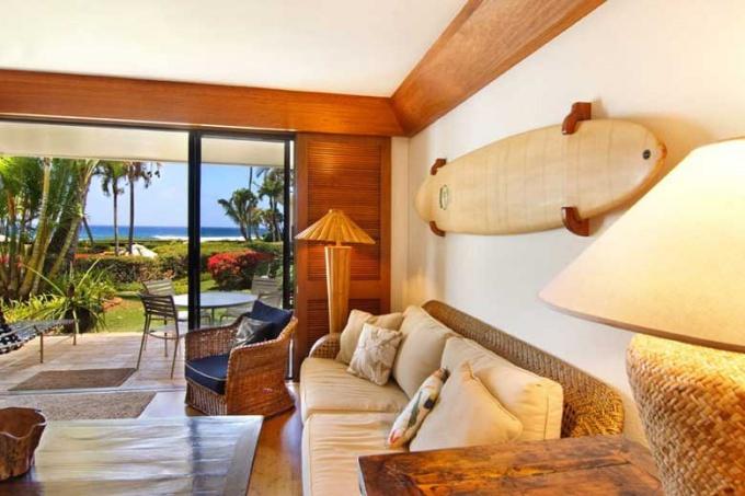 Как оформить интерьер в гавайском стиле