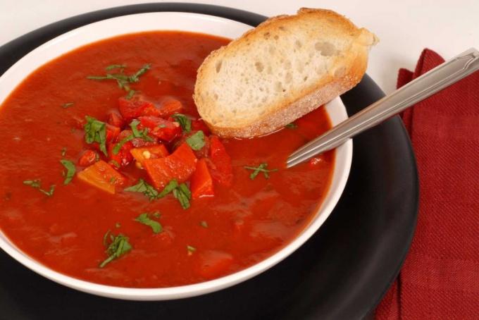 Летние супы: быстро и просто