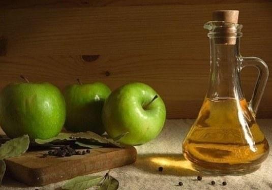 Яблочный уксус - средство против растяжек