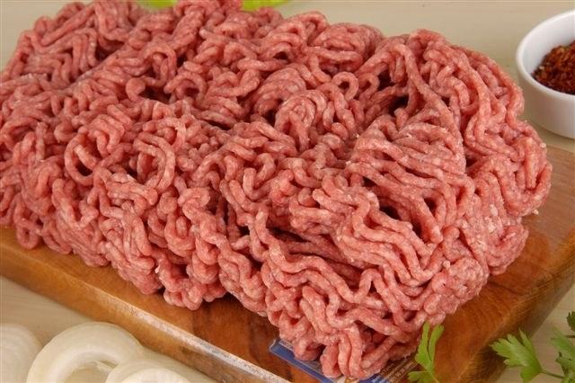 Домашний мясной фарш