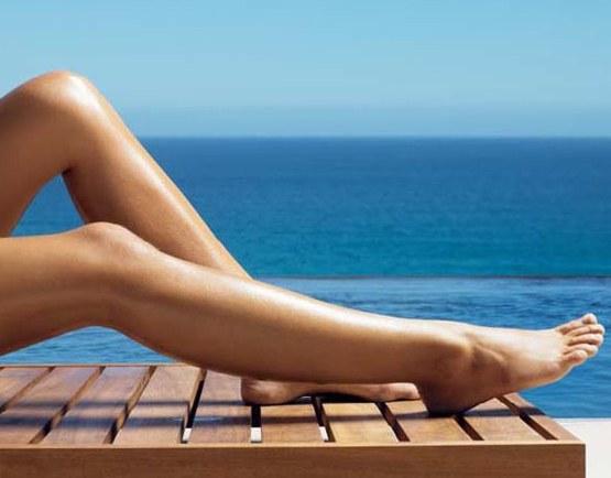 Как ухаживать за ногами летом