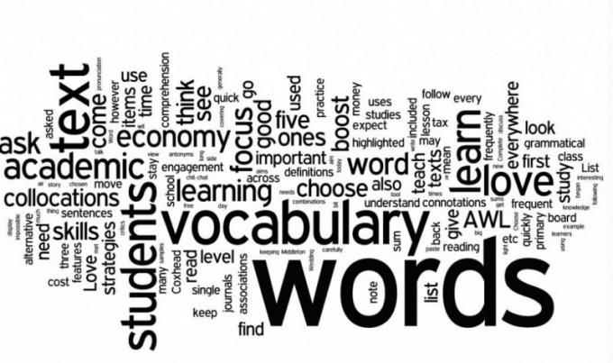Как расширить знания слов английского языка