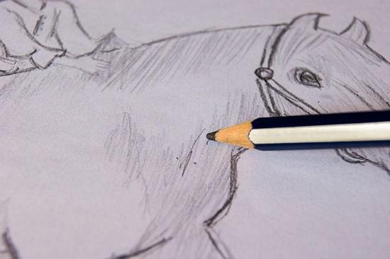 Как сделать оригинальный рисунок путем копирования изображения