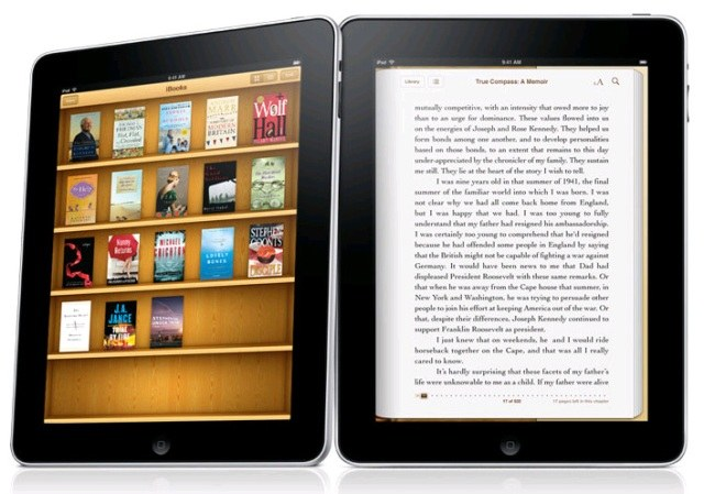 How to download books on ipad or iphone