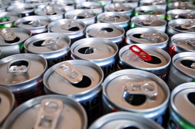 The harm of energy drinks: myth or reality