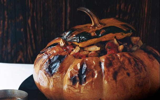 Аргентинская кухня: как приготовить рагу в тыкве
