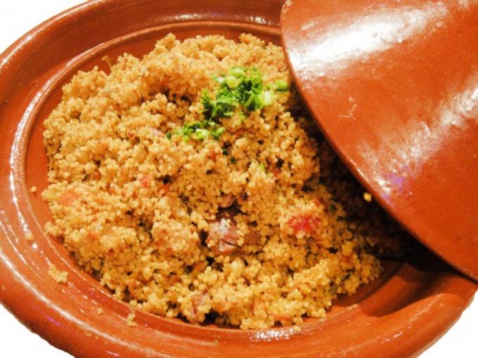 Как приготовить кускус с говядиной и овощами