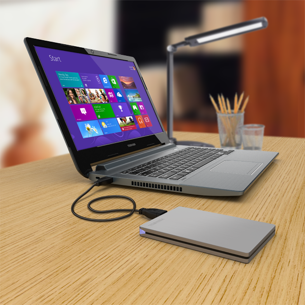 Как выбрать портативный HDD