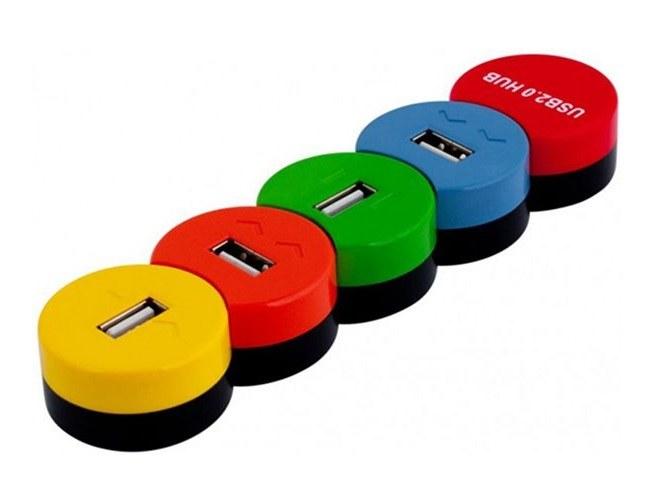 подключить несколько USB устройств