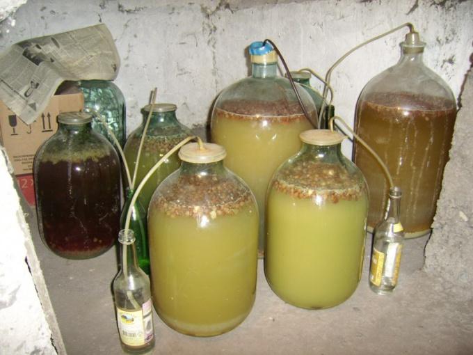 Как сделать домашнее вино из яблок (личный опыт)