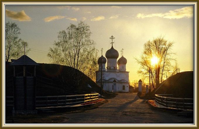 Путешествуем по России: Белозерск