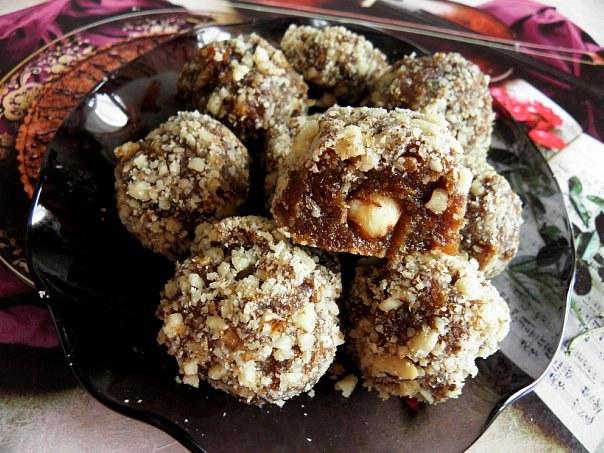 Готовим вкусные и полезные конфеты дома самостоятельно