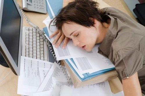 Как быстро взбодриться на работе