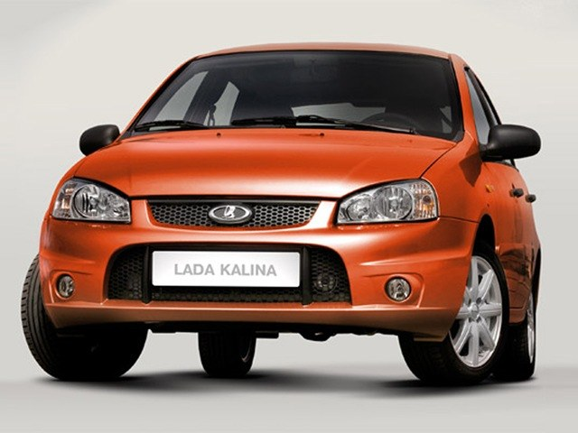 If not start Lada Kalina