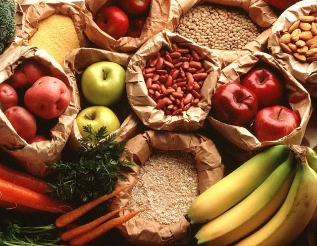 Диета для плоского живота - ешьте больше клетчатки