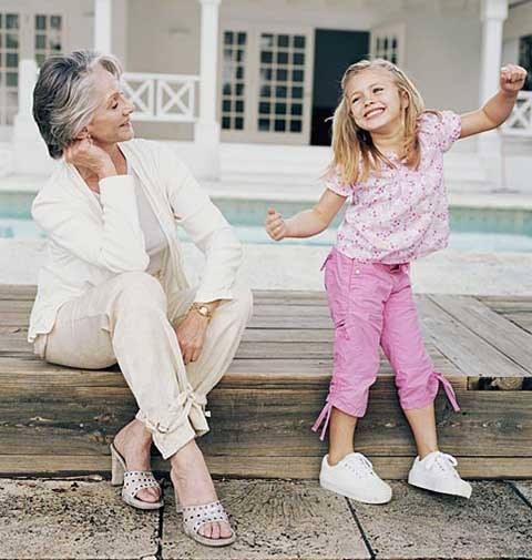Как стать хорошей внучкой?