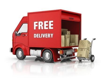Free shipping Ozon.ru