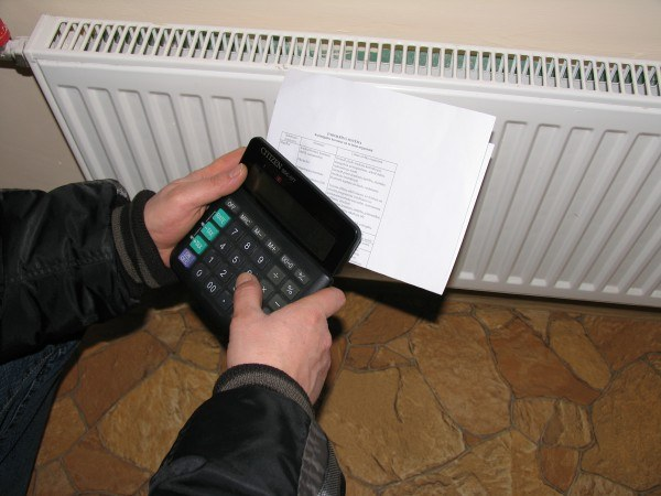 Как вернуть деньги за отопление