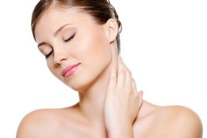 How to care for the neck