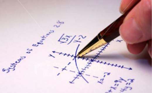 Алгоритм решения уравнения графическим способом