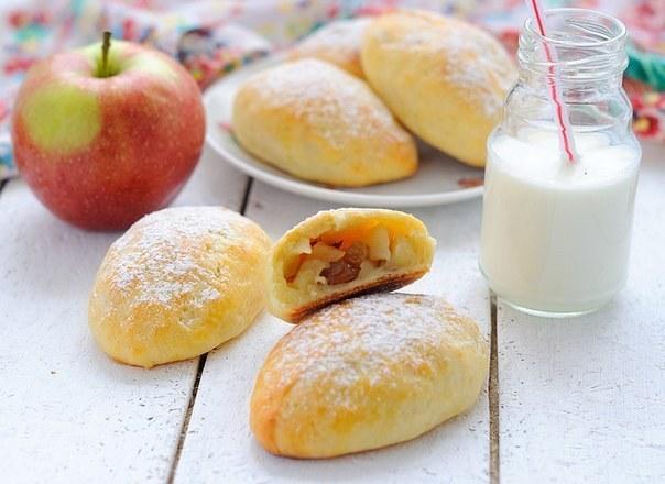 Как приготовить пирожки с фруктовой начинкой