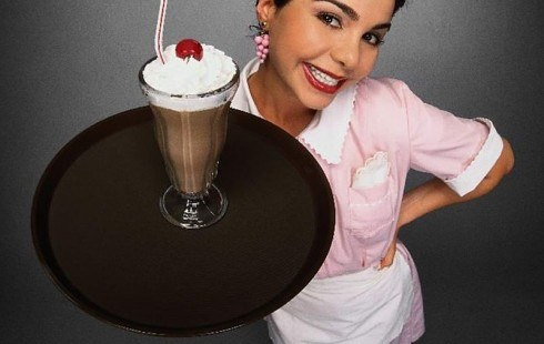 Зачем официантам тележки?