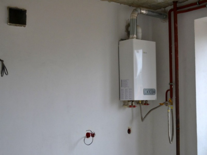 Как подключить газовый котел в частном доме или на даче