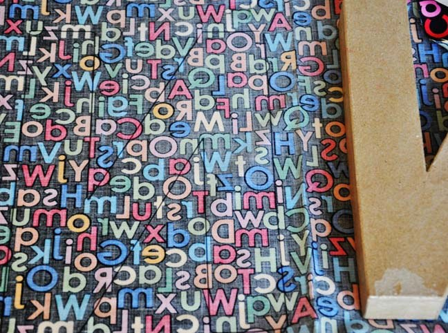 Как сделать красивые объемные буквы