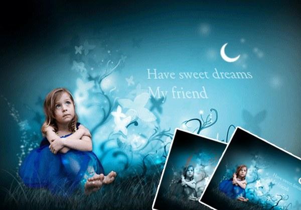 Желаем спокойной ночи Красиво!
