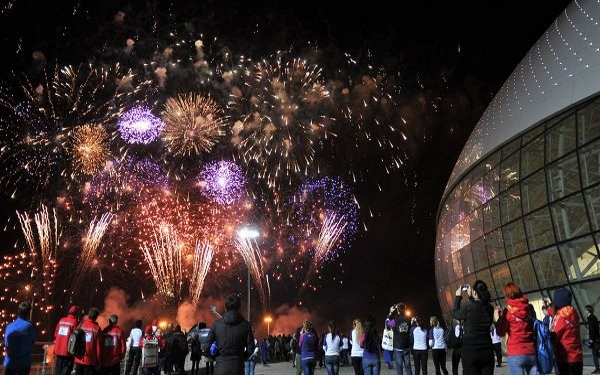 Когда состоится открытие Олимпийских игр в Сочи