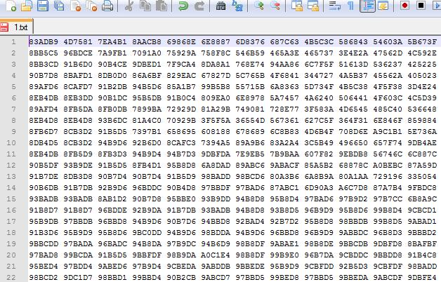 Как конвертировать RGB изображения в текст