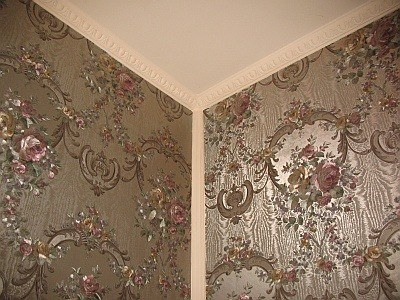 Wallpaper for walls - silk-screen printing