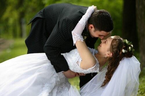 Какое лучшее время для свадьбы