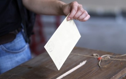 How to vote in elections