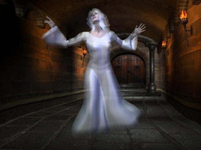 Призраки и привидения Москвы