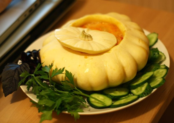 What dishes you can make with squash