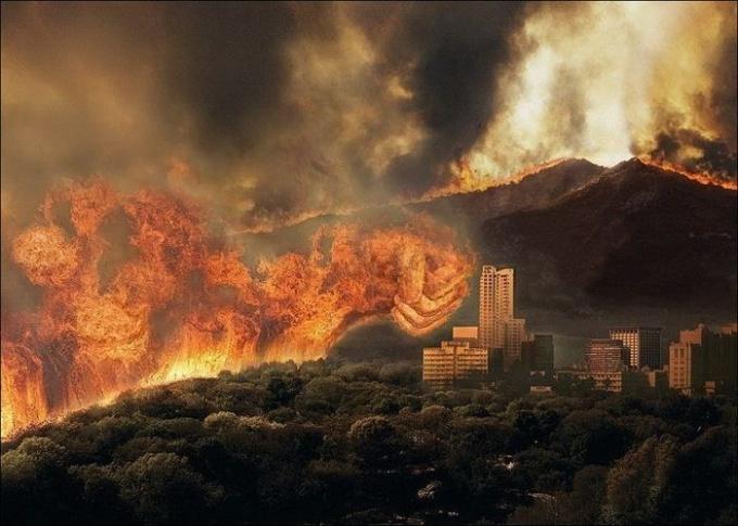 Где в Библии читать про апокалипсис