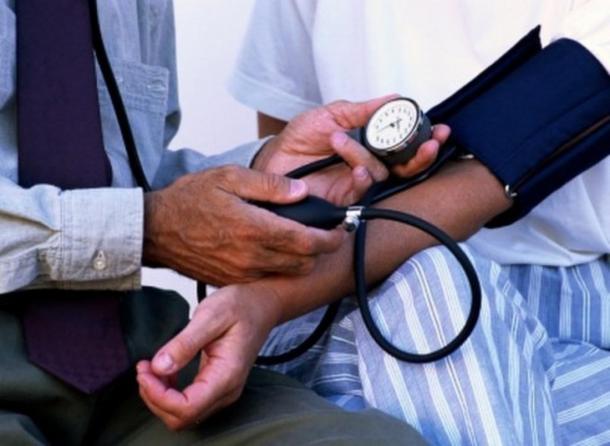 Can high blood pressure cause nausea
