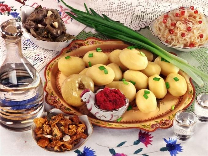 Какие рецепты блюд великого поста можно предложить к столу